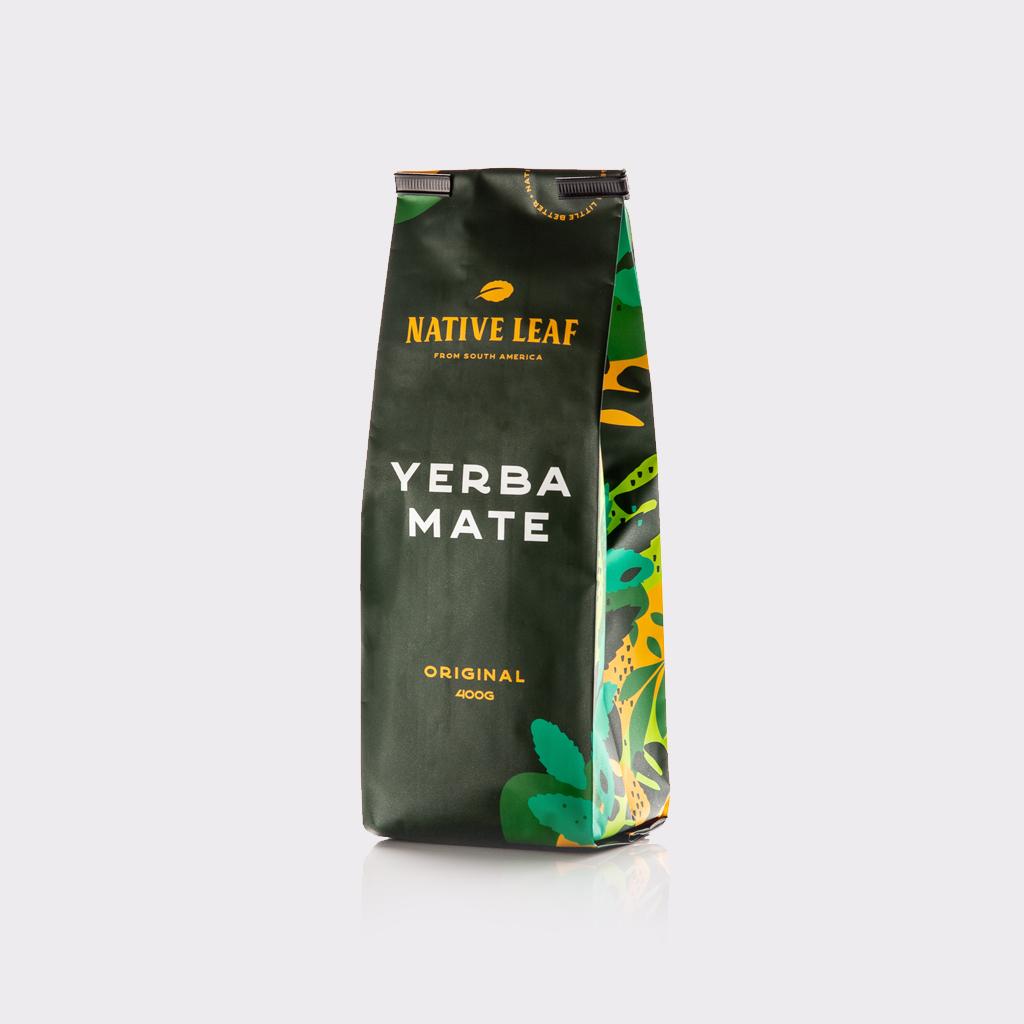 native leaf original yerba mate
