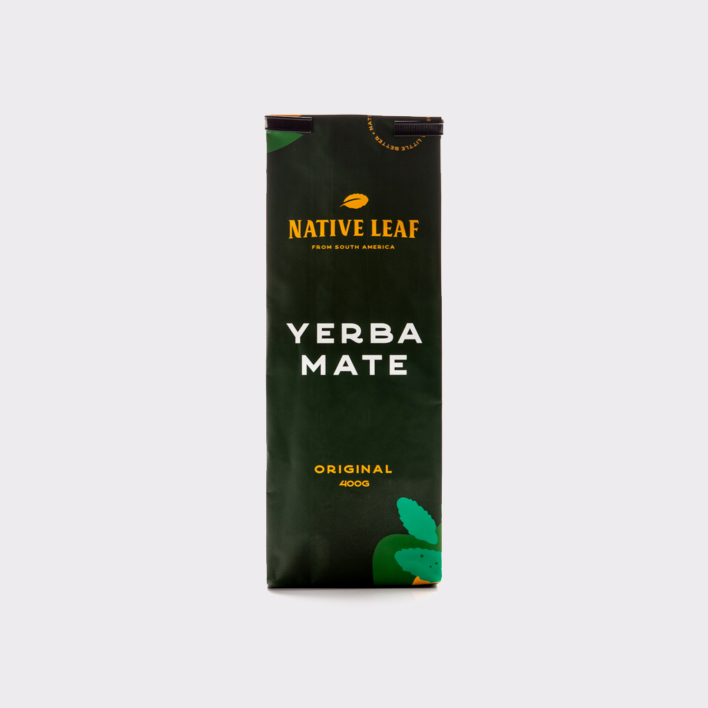 native leaf original yerba mate