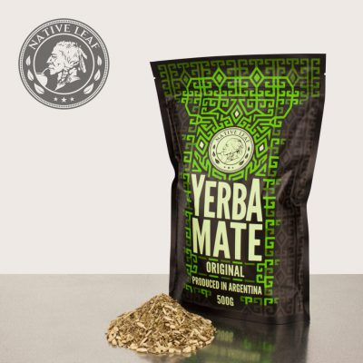Native Leaf Original Argentine Gourmet Yerba Mate